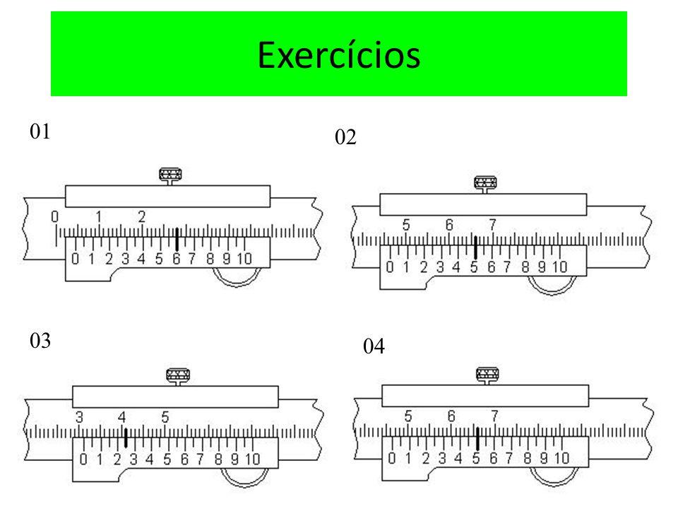 36 Exercícios 01 02 03 04