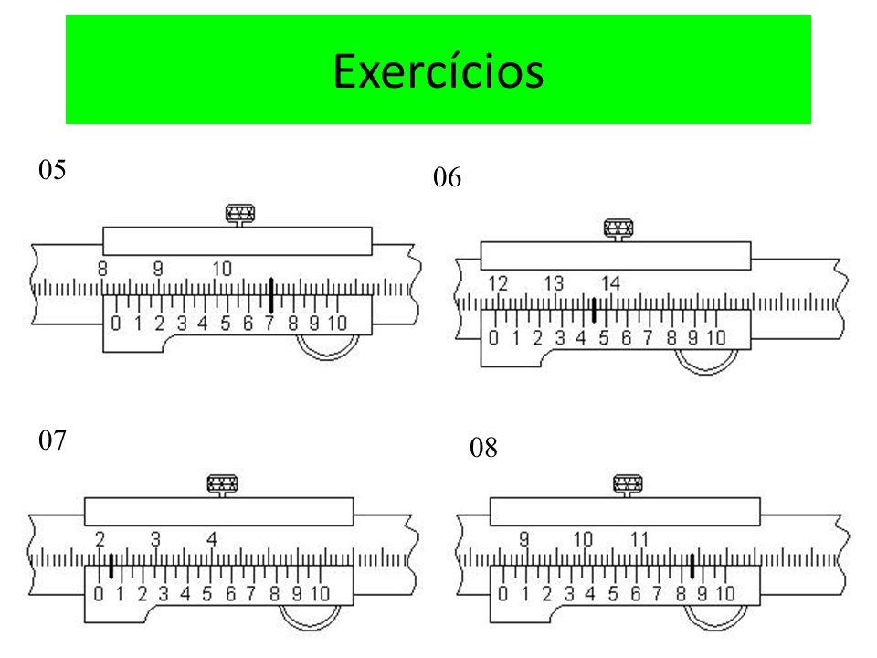 37 Exercícios 05 06 07 08