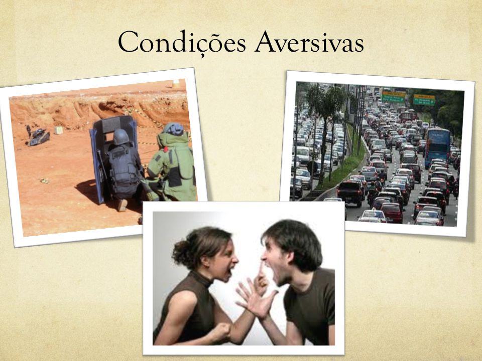 Condições Aversivas
