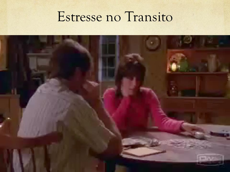 Estresse no Transito