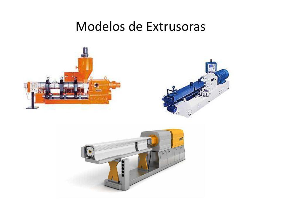 Modelos de Extrusoras