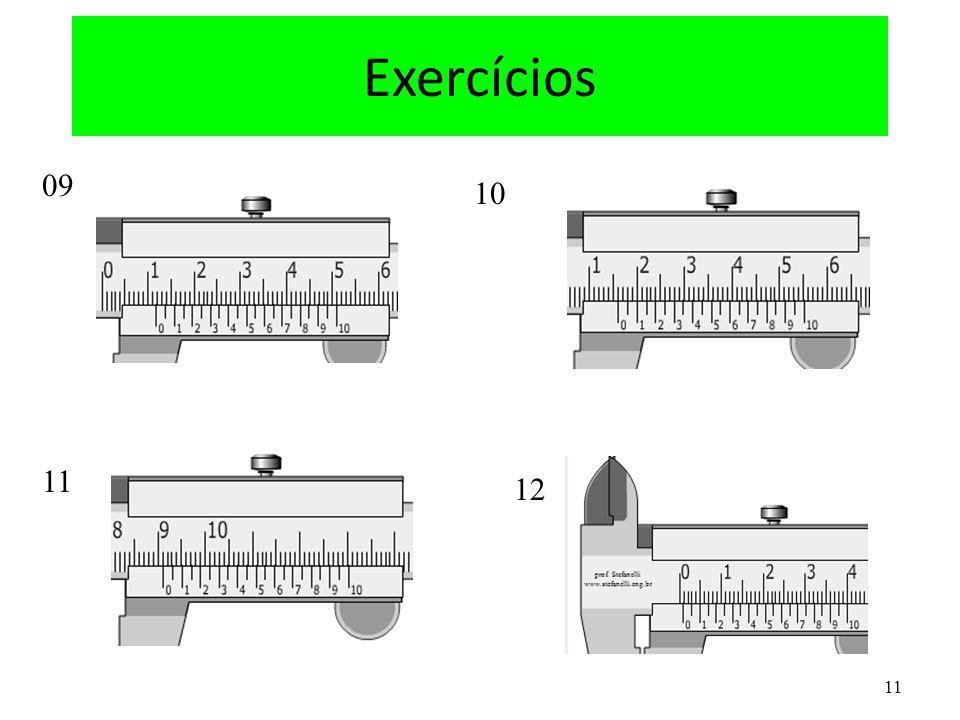 11 Exercícios 09 10 11 12