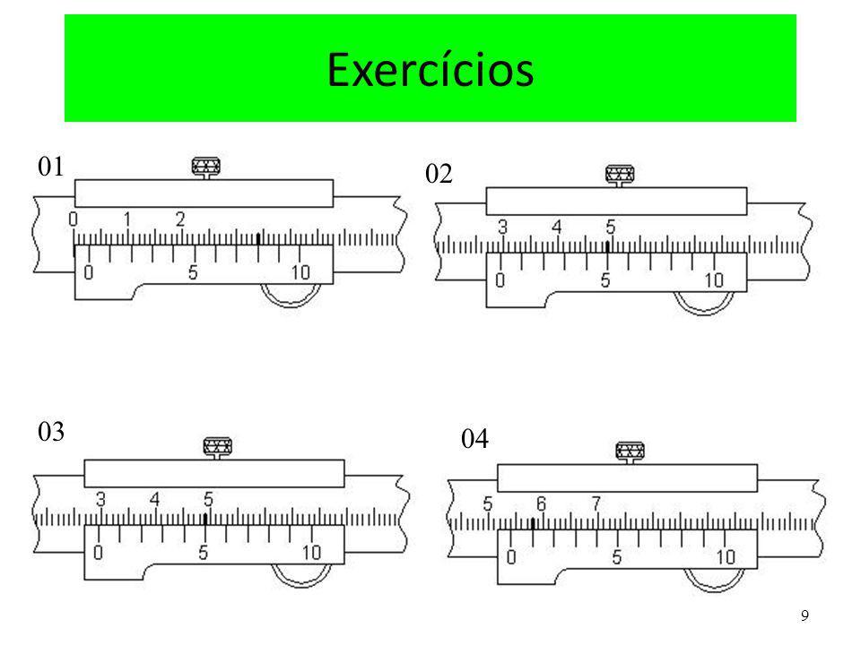 9 Exercícios 01 02 03 04