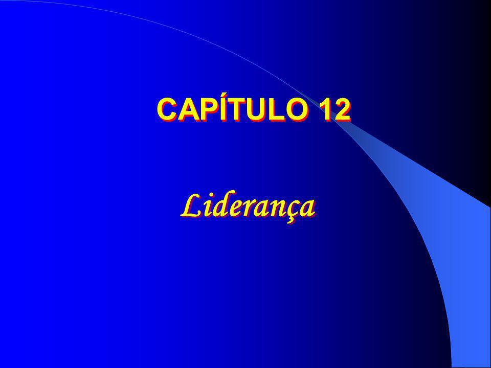 Liderança CAPÍTULO 12