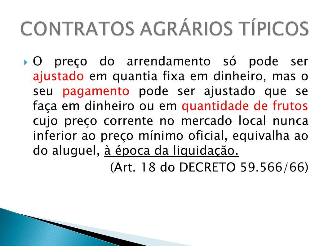 DO DIREITO À INDENIZAÇÃO DAS BENFEITORIAS Art.25.