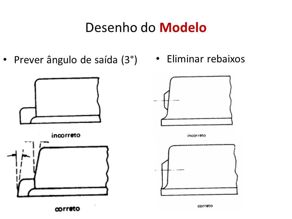 Desenho do Modelo Adicionar alojamento de machos