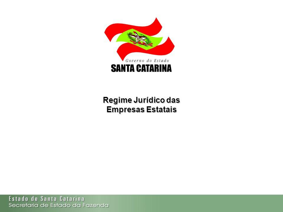 Página 12 Regime Jurídico das Empresas Estatais No âmbito da União, a Empresa Brasileira de Correios e Telégrafos, empresa pública, tem recebido tratamento equivalente ao da Fazenda Pública em vista da recepção do art.