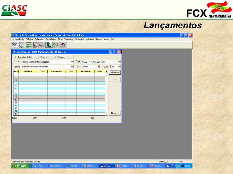 FCXLançamentos