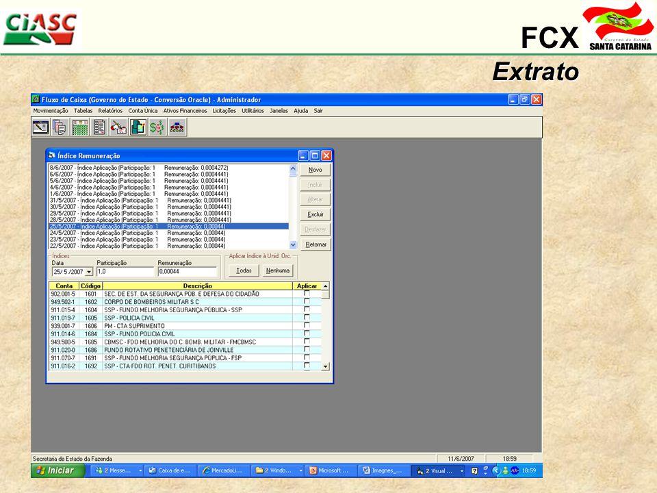 FCXExtrato