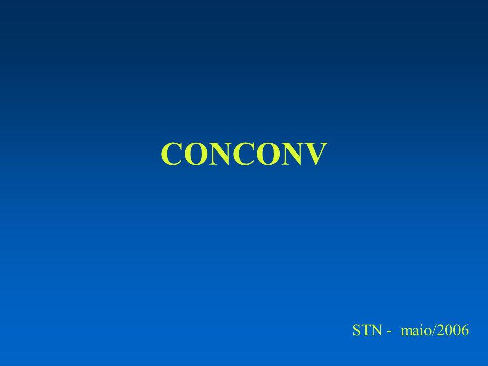 CONCONV STN - maio/2006