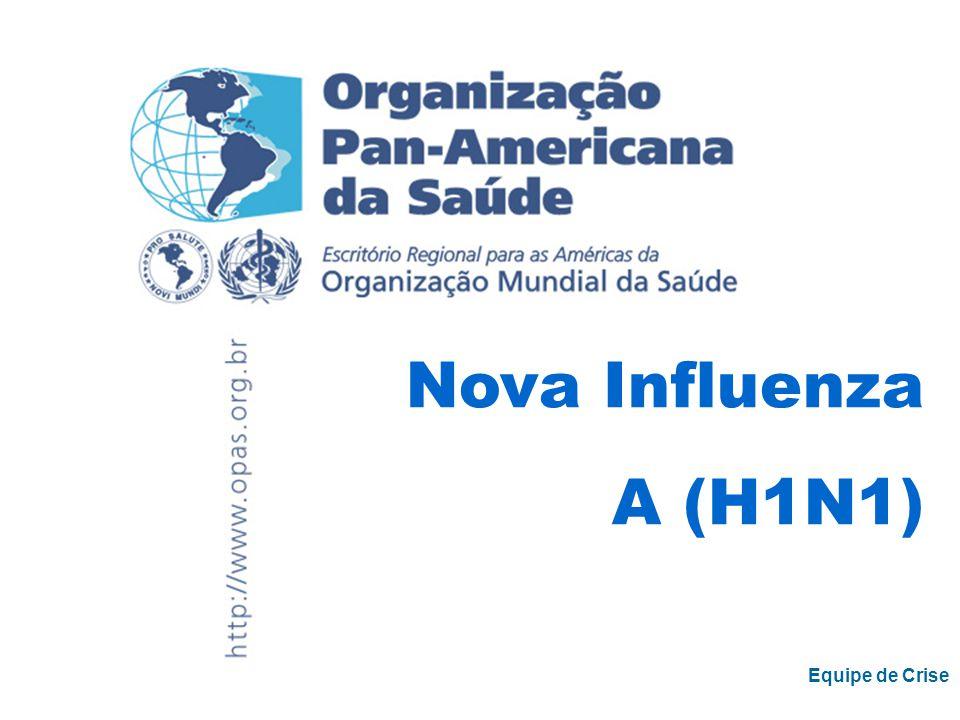 Nova Influenza A (H1N1) Equipe de Crise