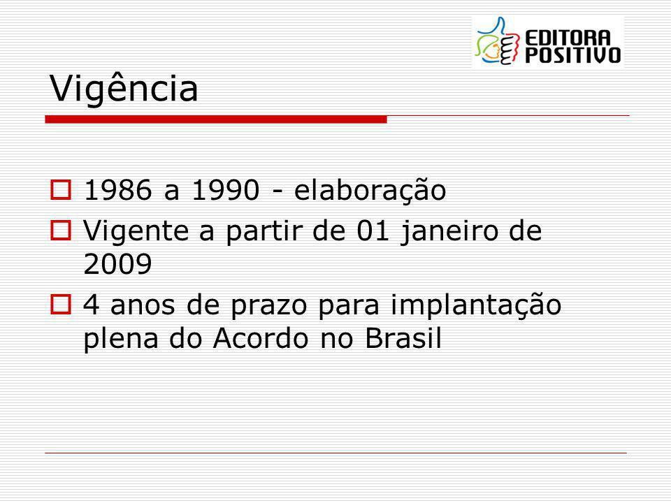 Percentual de alteração BRASIL: 0,5% PORTUGAL: 1,6%