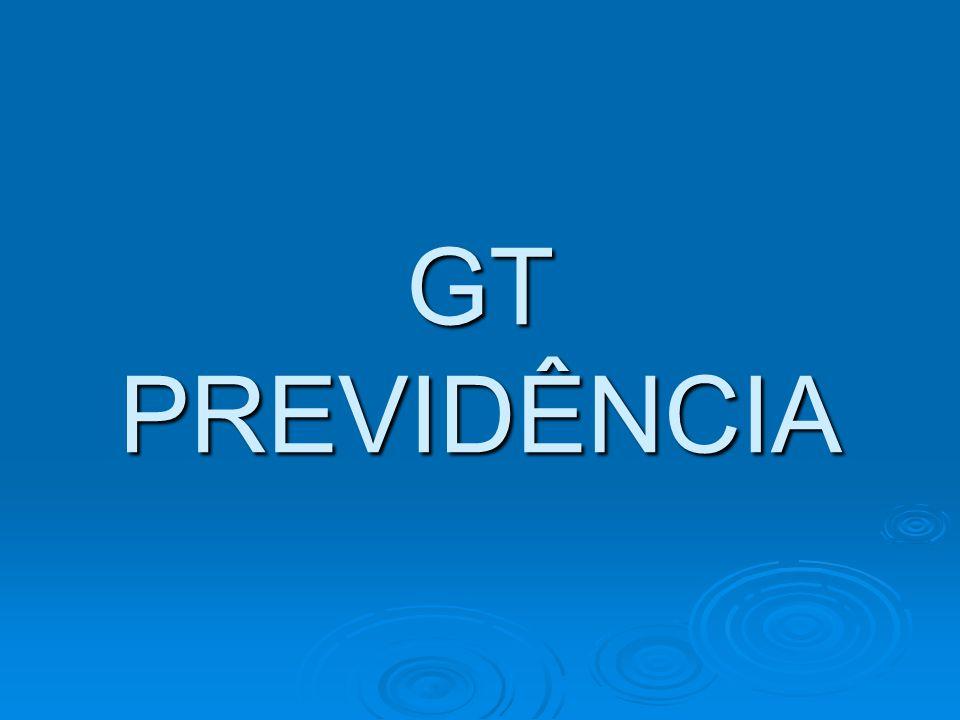 GT PREVIDÊNCIA