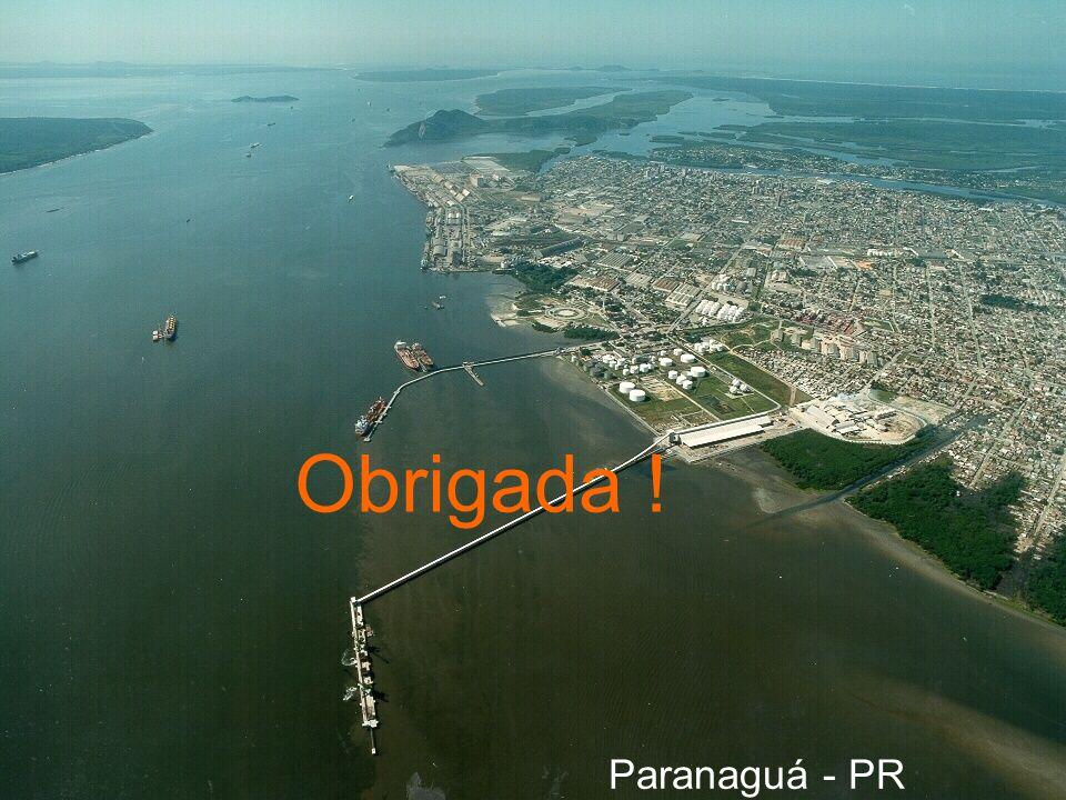 Paranaguá - PR Obrigada !
