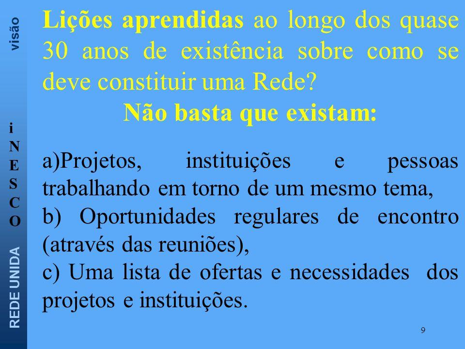 A Rede é um convite a que todos os participantes do Conselho Estadual de Saúde do Paraná se vejam como sujeitos responsáveis pela construção de cenários externos favoráveis ao novo que se quer construir.