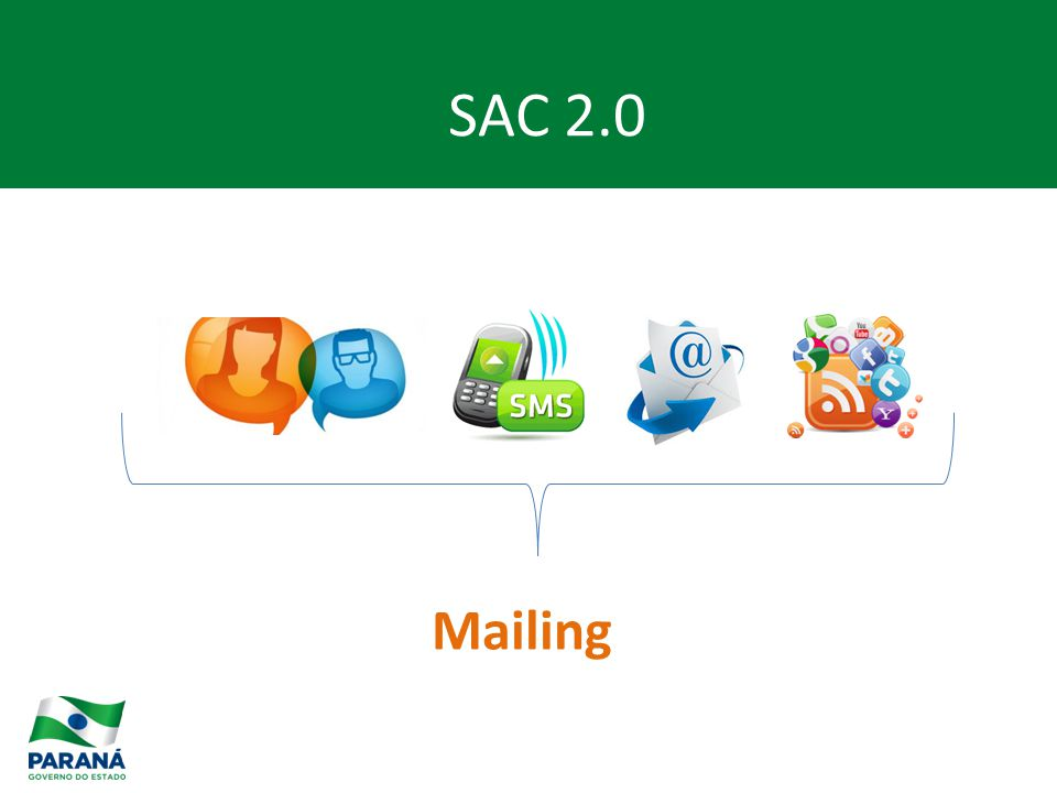 Mailing SAC 2.0