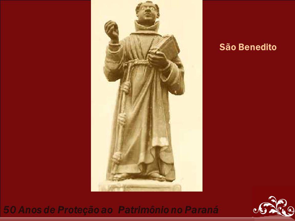 50 Anos de Proteção ao Patrimônio no Paraná São Benedito