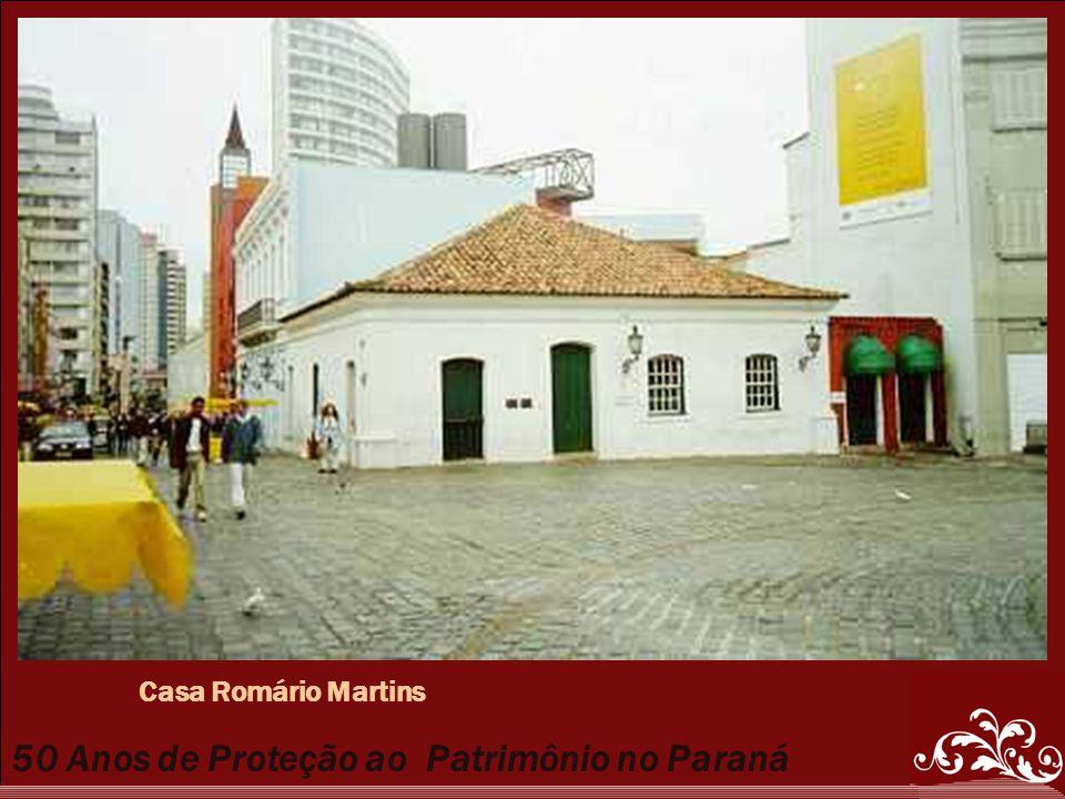 Casa Romário Martins