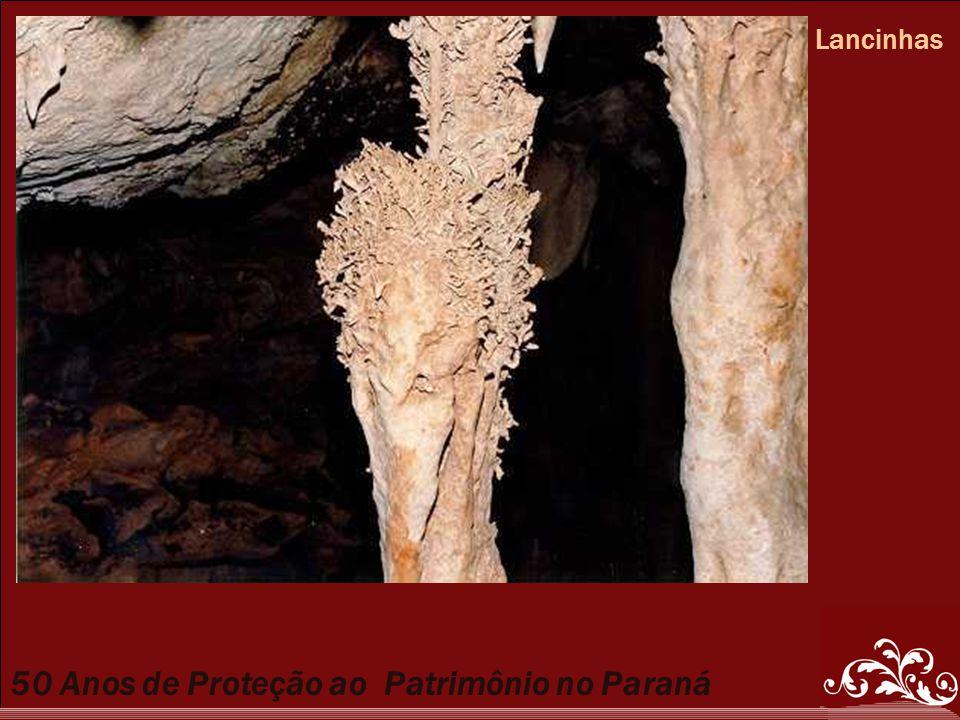 50 Anos de Proteção ao Patrimônio no Paraná Lancinhas