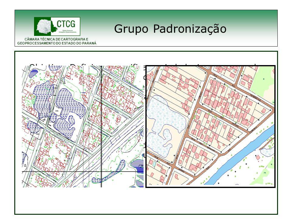 CÂMARA TÉCNICA DE CARTOGRAFIA E GEOPROCESSAMENTO DO ESTADO DO PARANÁ Grupo Site www.ctcg.pr.gov.br