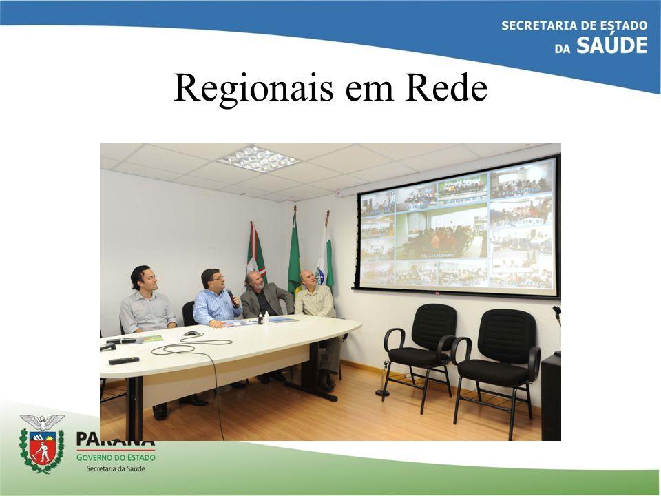 Regionais em Rede