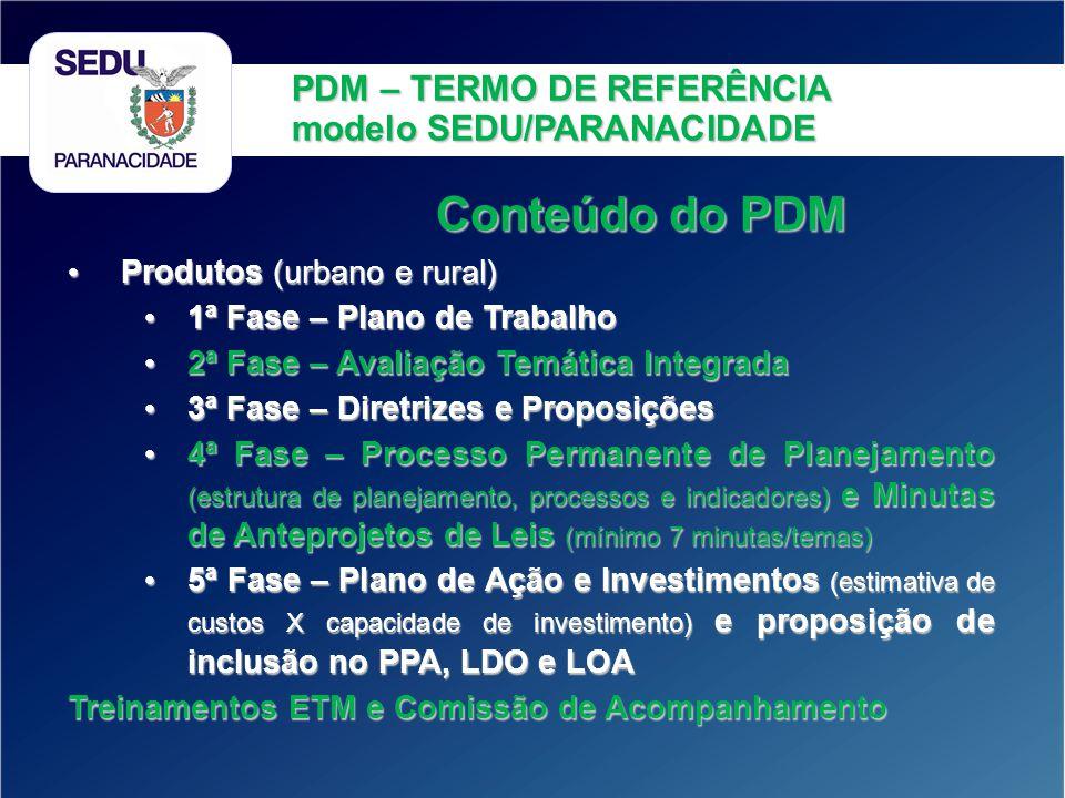 Consultorias Consultorias Pessoa Jurídica, com registro no CREA/CAU Pessoa Jurídica, com registro no CREA/CAU Equipe Mínima Equipe MínimaAdvogado(a) Arquiteto(a) Urbanista Arquiteto(a) Urbanista – Coordenador(a) Geral, com CAT de participação anterior em PLUOS/PDMEconomistaEngenheiro(a) Geólogo (a) PDM – CONSTRUÇÃO