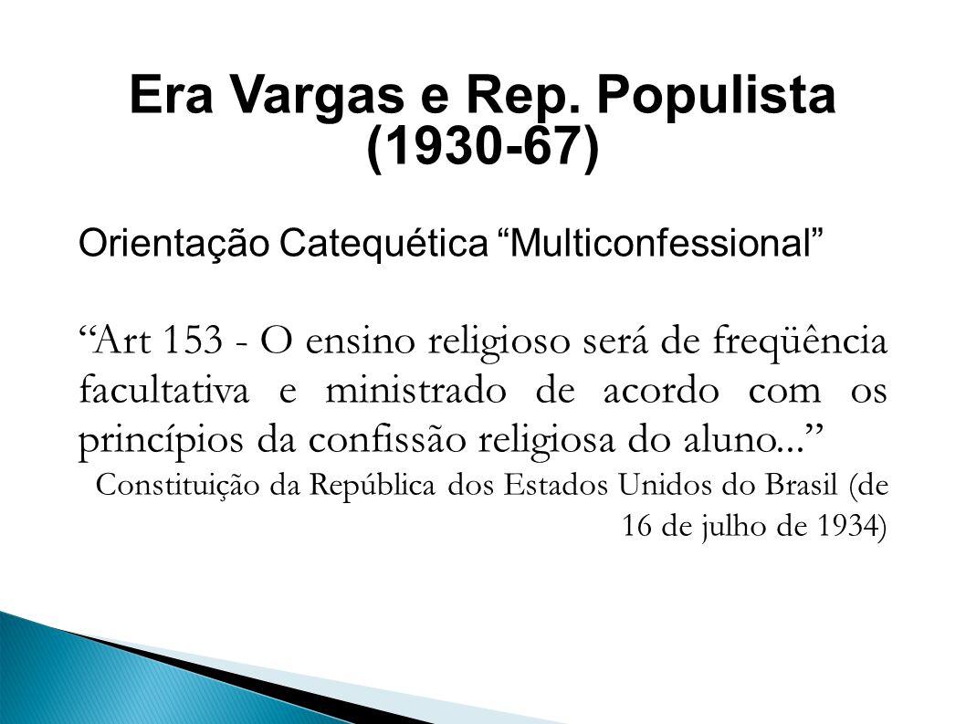 Era Vargas e Rep.
