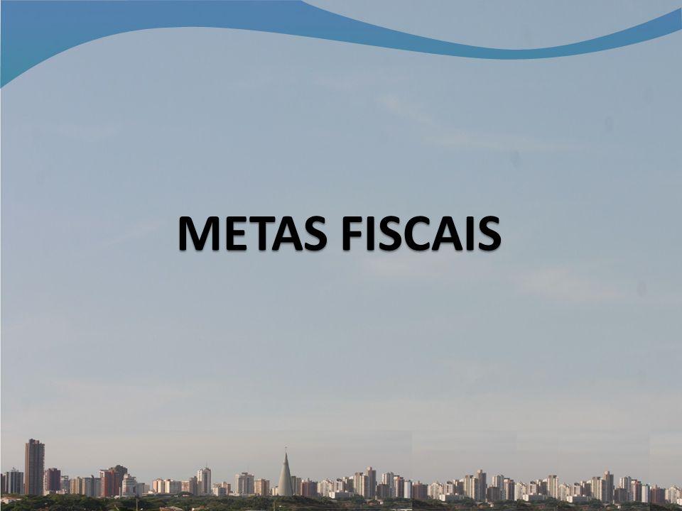 METAS FISCAIS