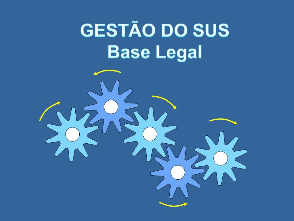Lei Federal n.° 8.080/90 – Lei Orgânica do SUS.Lei Federal n.° 8.142/90 – Lei Orgânica do SUS.