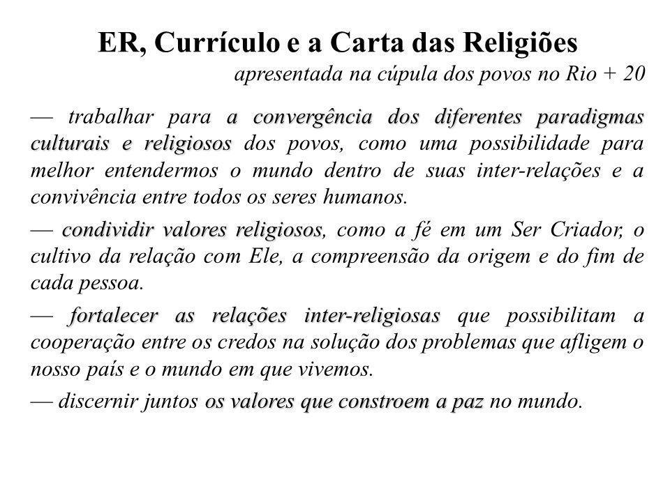 a convergência dos diferentes paradigmas culturais e religiosos trabalhar para a convergência dos diferentes paradigmas culturais e religiosos dos pov