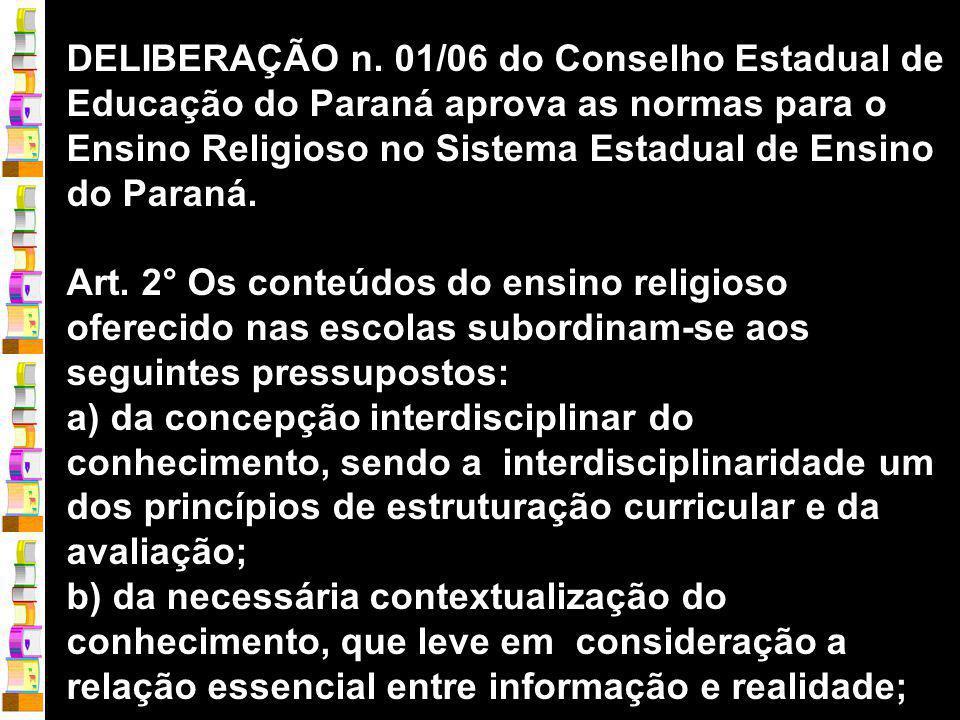 DELIBERAÇÃO n.