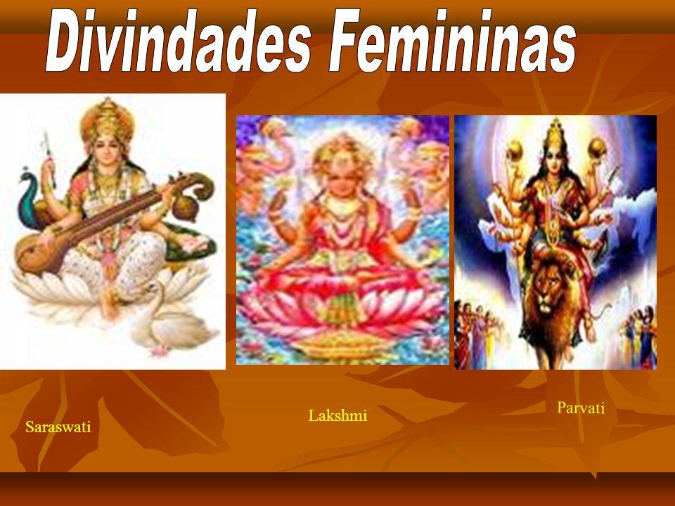 Saraswati Parvati Lakshmi