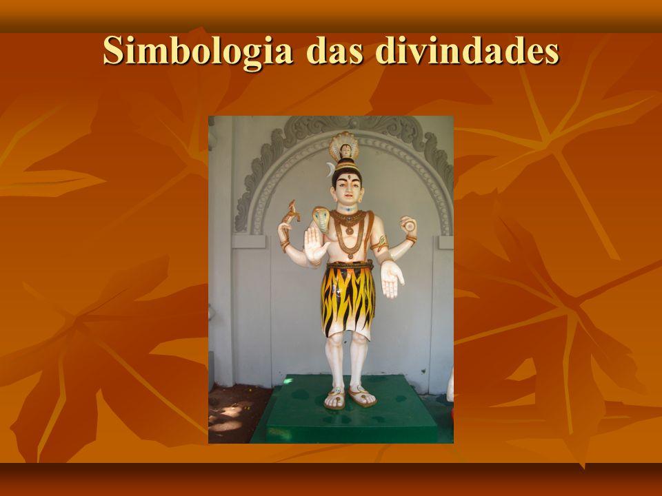 Simbologia das divindades