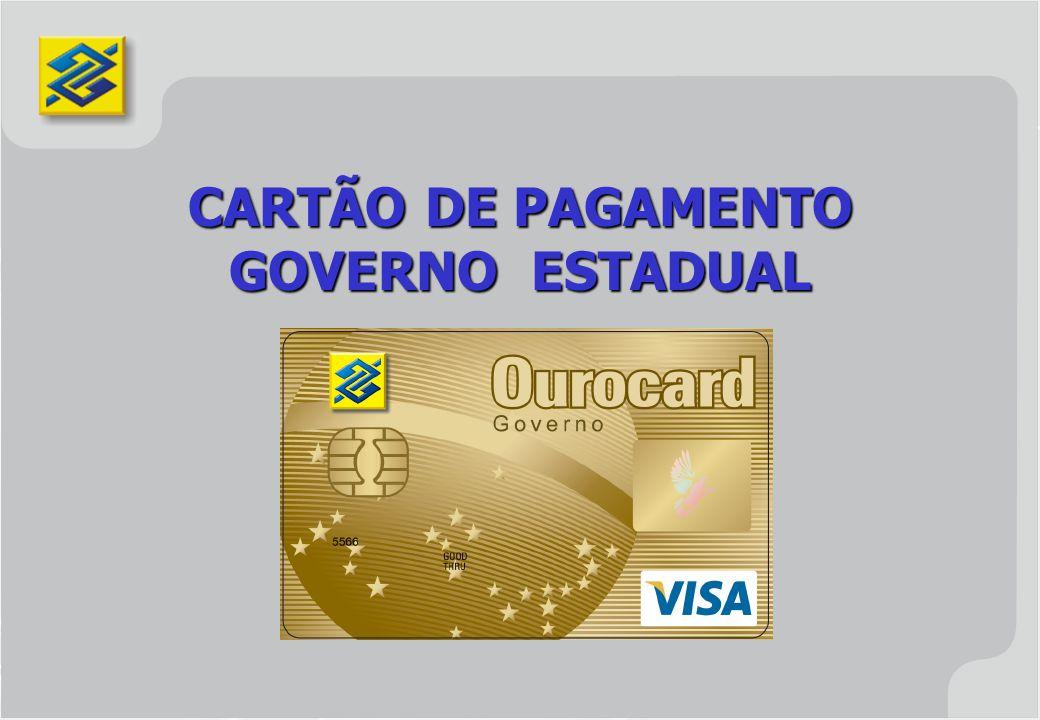O Cartão de Pagamento do Banco do Brasil para Governo Estadual excede o conceito de meio de pagamento.