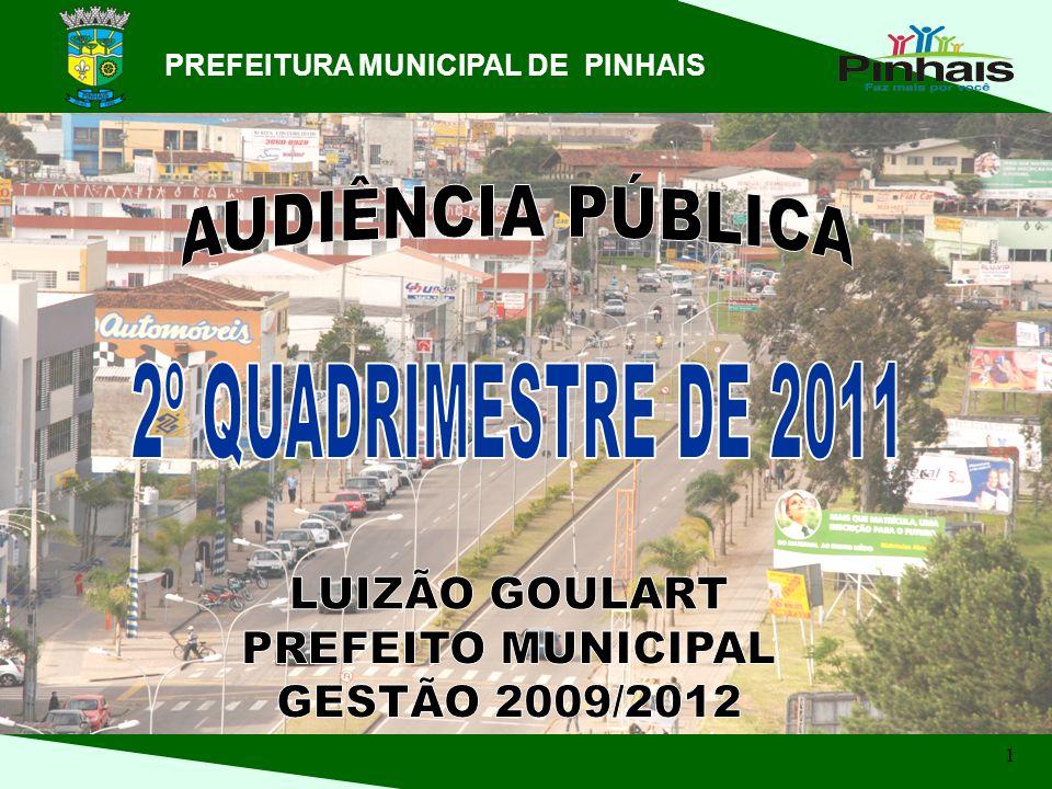PREFEITURA MUNICIPAL DE PINHAIS 1