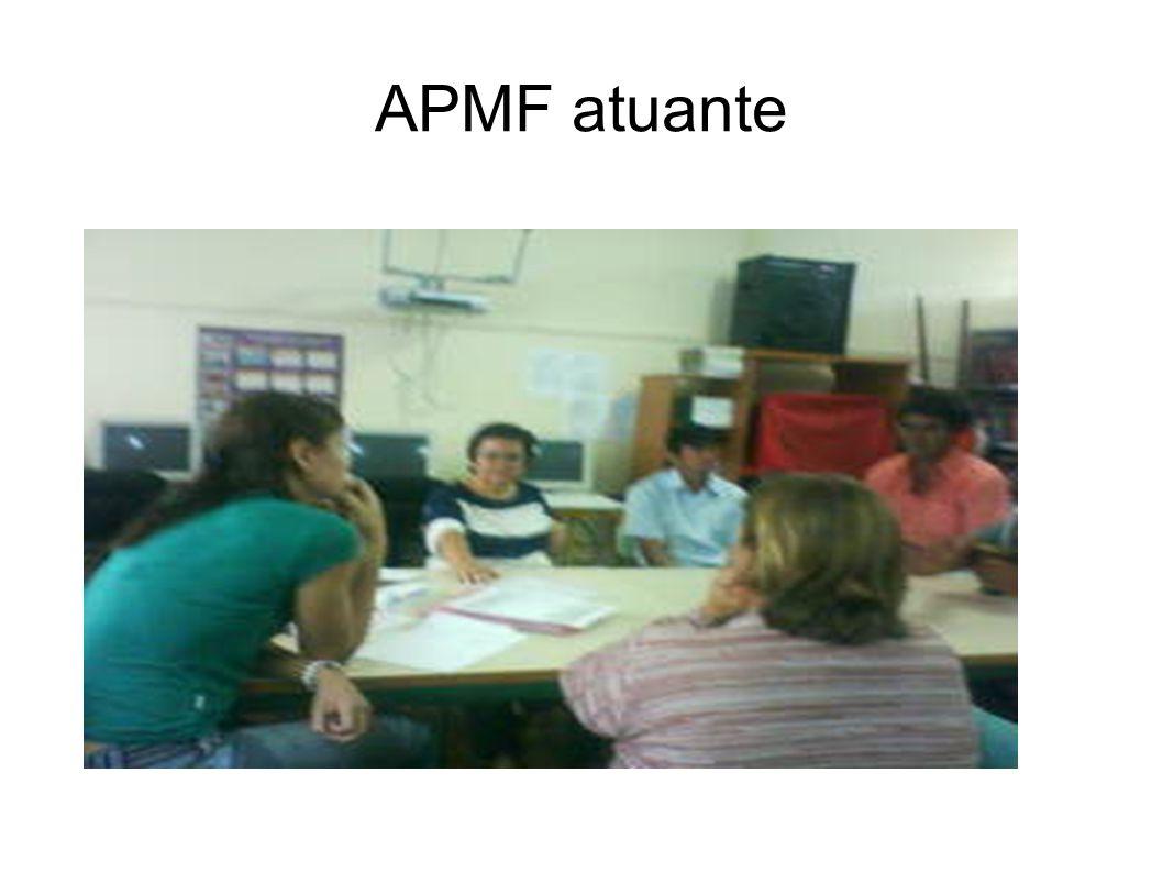 APMF atuante