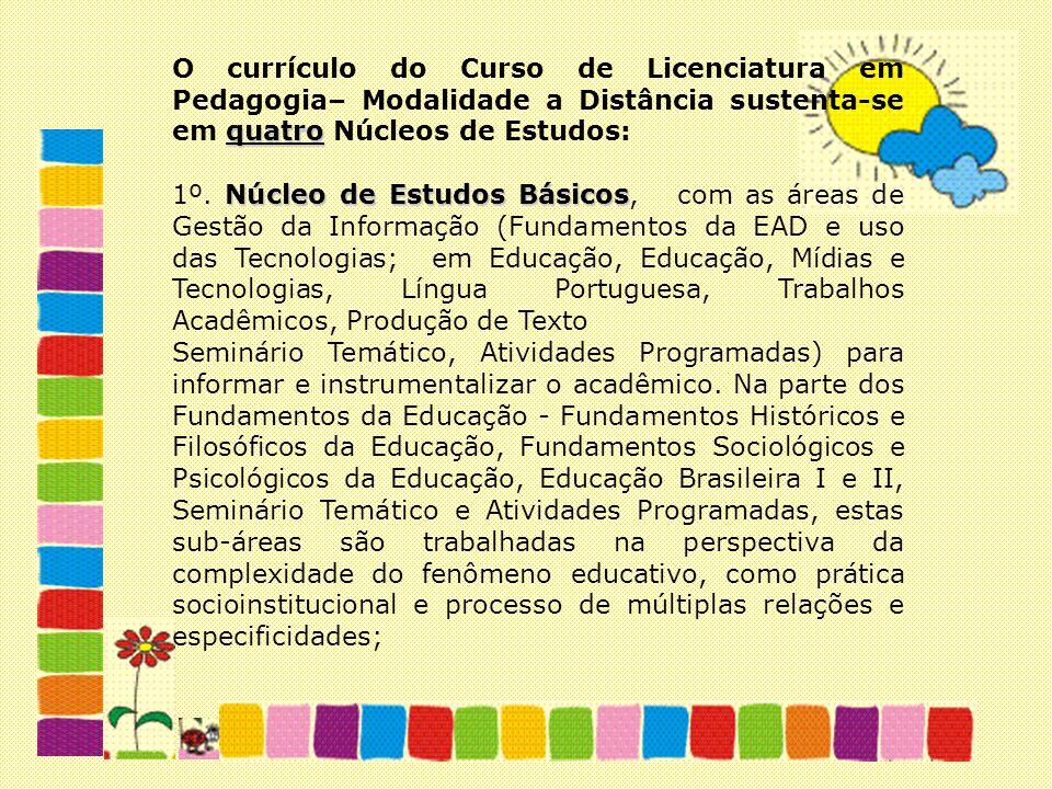 Núcleo de Aprofundamento e Diversificação de Estudos 2º.