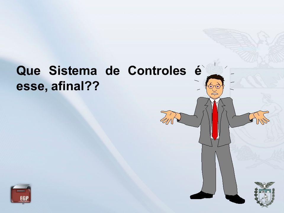 2 Que Sistema de Controles é esse, afinal??