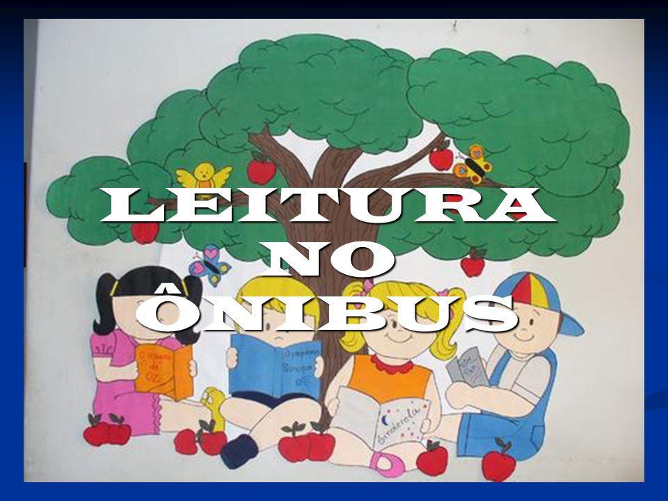 LEITURA NO ÔNIBUS