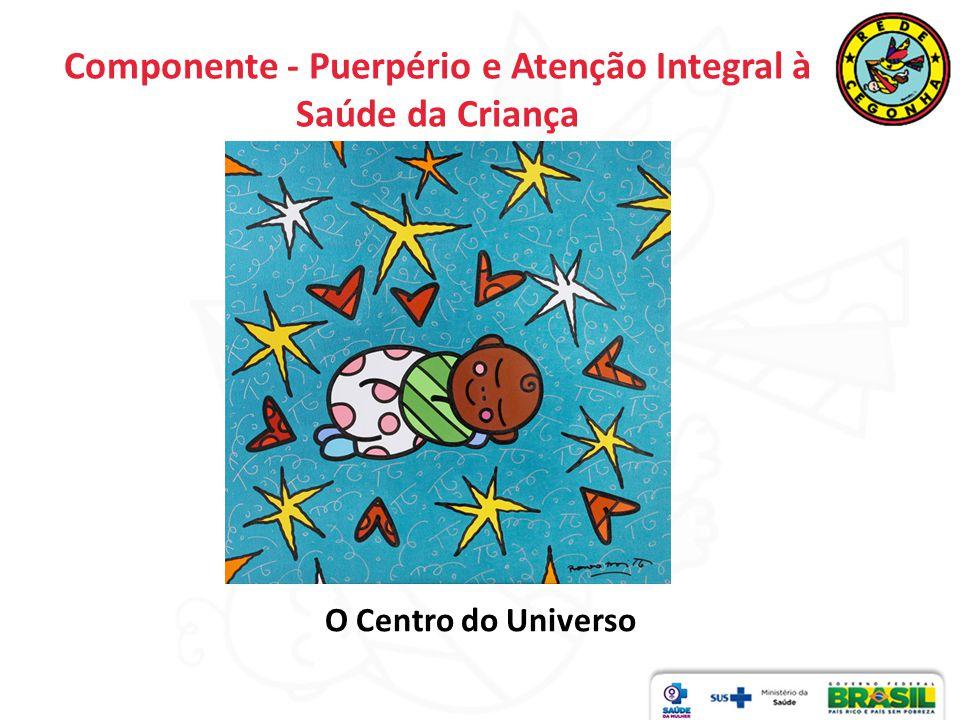 Componente - Puerpério e Atenção Integral à Saúde da Criança O Centro do Universo