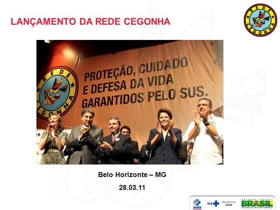 Publicação de Atos Normativos PORTARIA Nº 1.459, DE 24 DE JUNHO DE 2011 – Institui, no âmbito do Sistema Único de Saúde - SUS - a Rede Cegonha.
