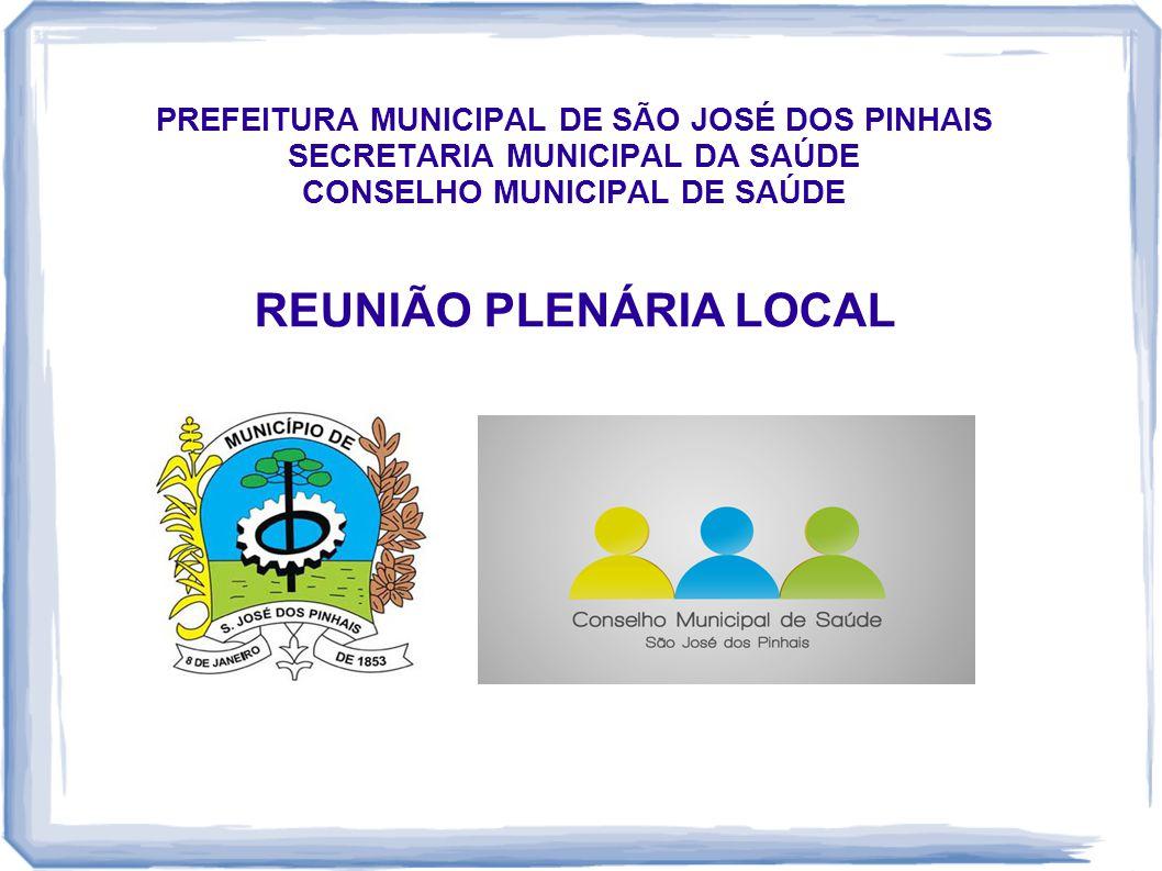 CONSELHO LOCAL DE SAÚDE O Conselho Local de Saúde é uma instância colegiada de caráter permanente, deliberativo, consultivo e fiscalizador das ações e serviços na área de abrangência da Unidade Básica de Saúde.