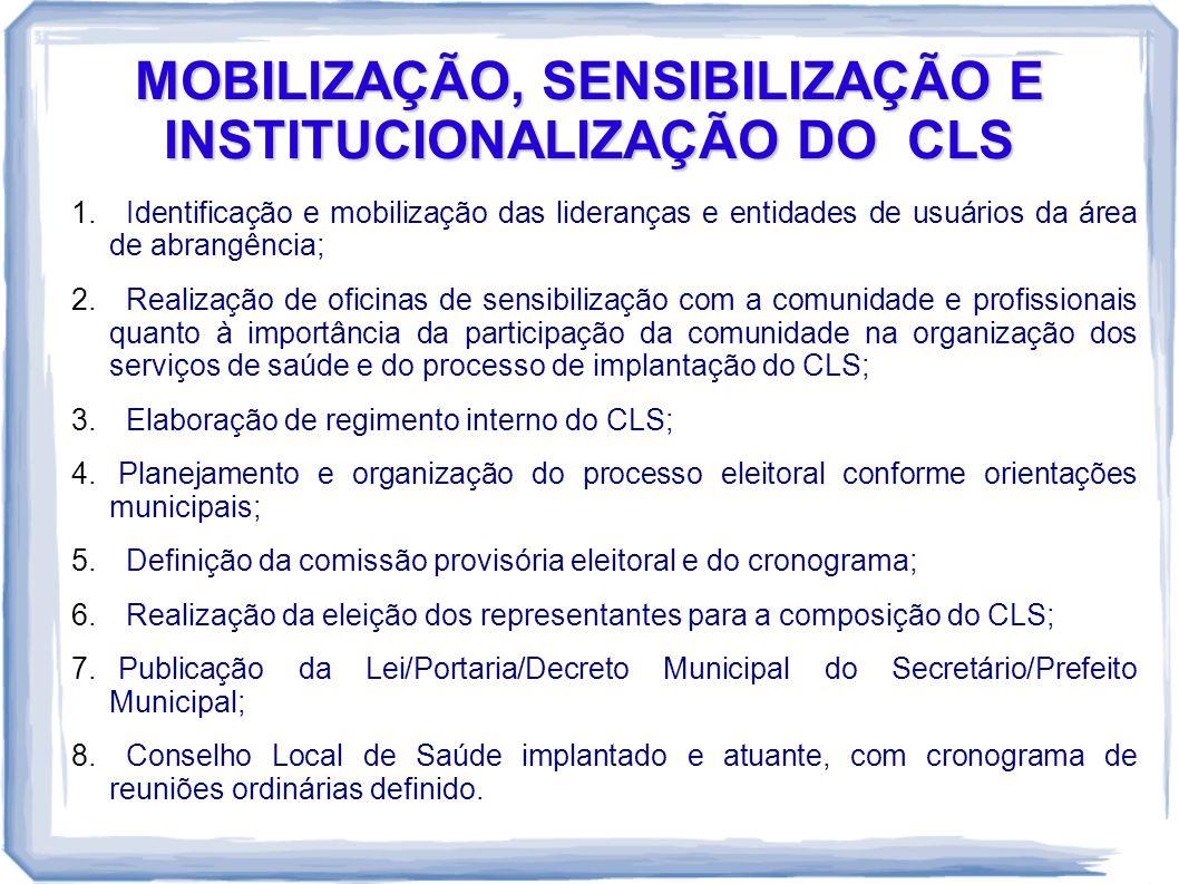 MEMBROS DOS CLS S POSSUEM OS SEGUINTES DIREITOS: a)Recorrer ao CMS sempre que, sem explicação convincente, o CLS não tiver suas reivindicações e reclamações atendidas no nível local.