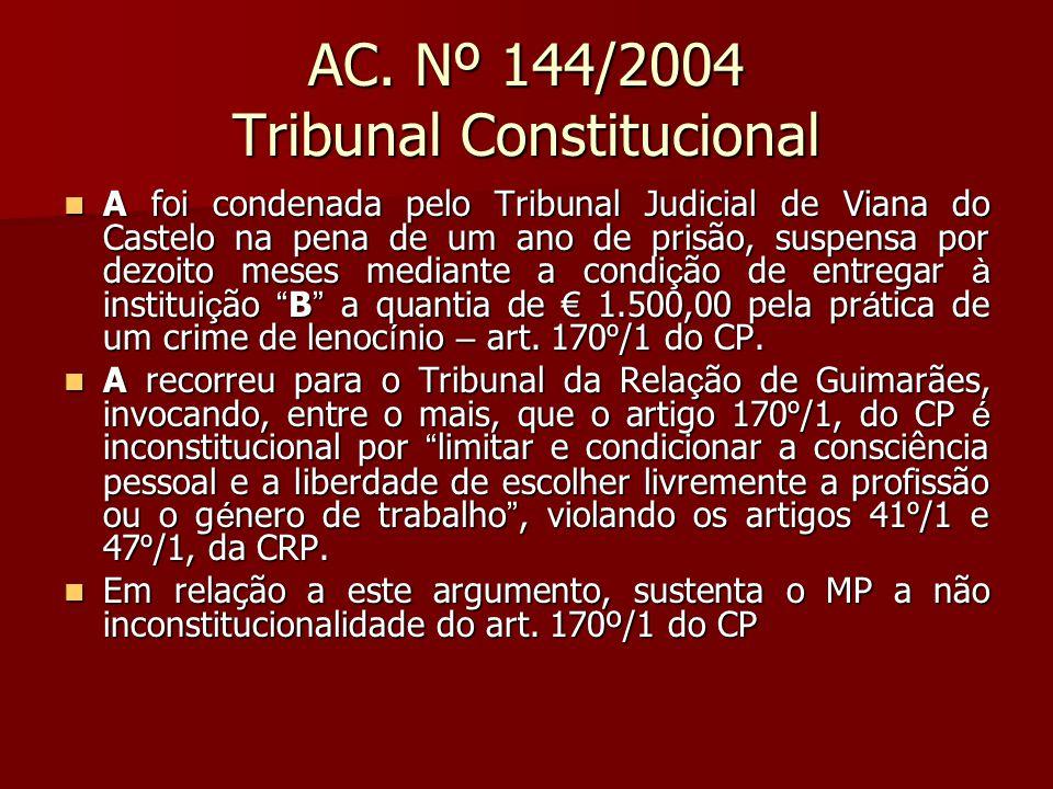 Artigo 41.º (Liberdade de consciência, de religião e de culto) 1.