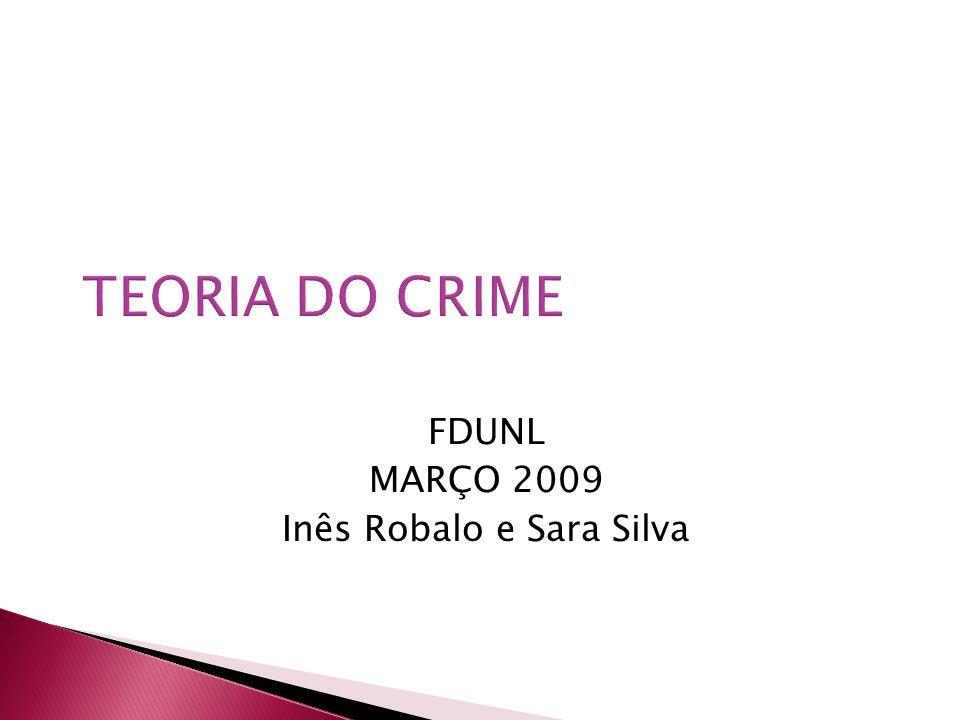 FDUNL MARÇO 2009 Inês Robalo e Sara Silva