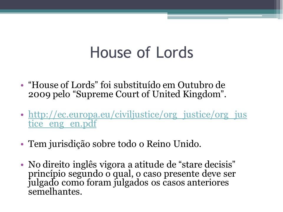 Decisão: Lord Buckmaster – Indeferido Lord Atkin – Deferido Lord Tomlin– Indeferido Lord Thankerton – Deferido Lord Macmillan – Deferido