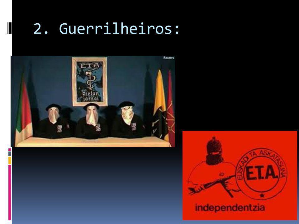 2. Guerrilheiros: 86