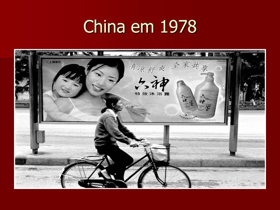 China em 1978
