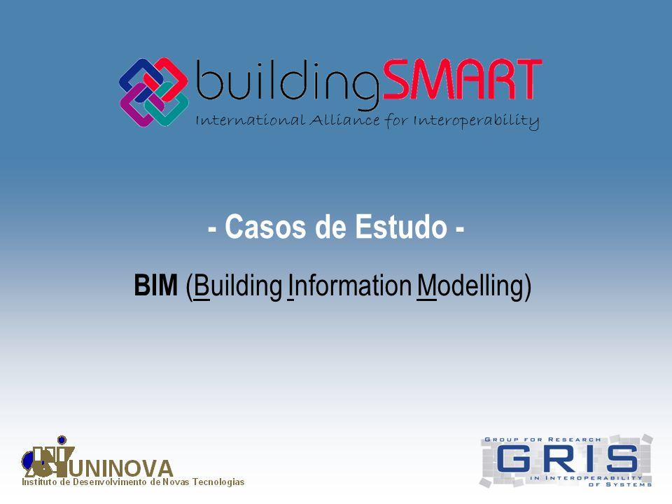 - Casos de Estudo - BIM (Building Information Modelling)