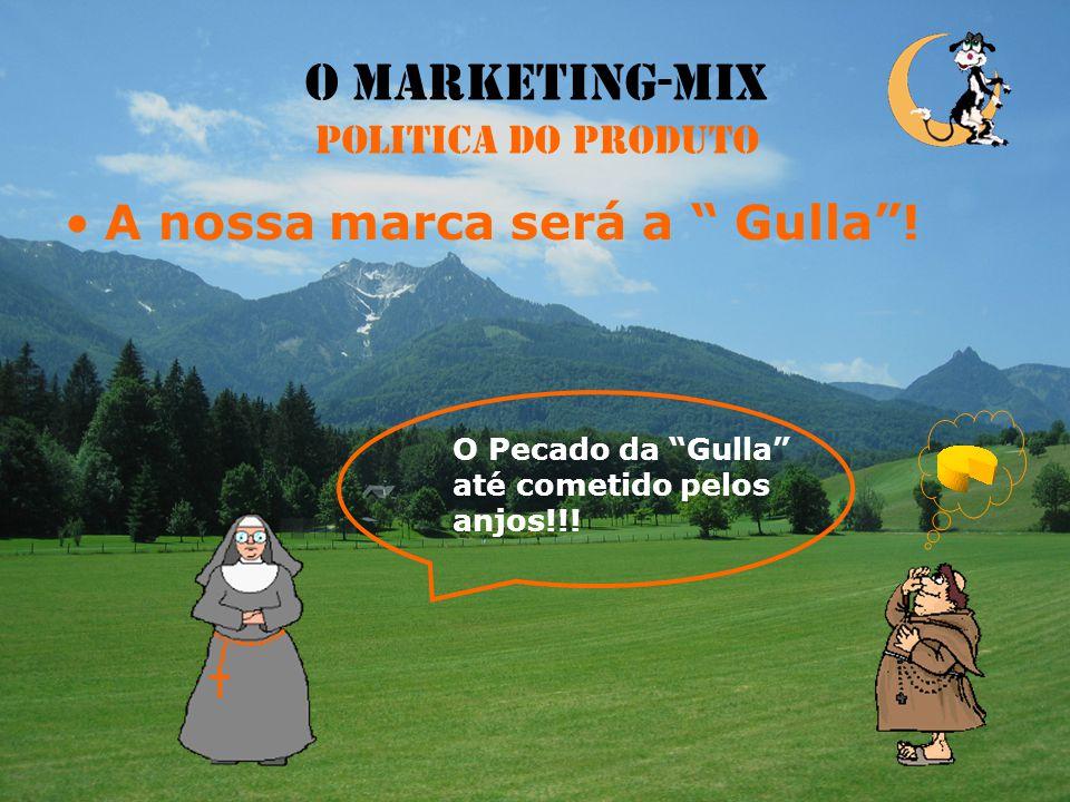 O Marketing-Mix Politica do Produto O queijo será vendido em barras individuais, que serão espetadas num pau. Serão servidas simples depois de assadas